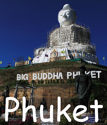 Travel the World: Things to do on the island of Phuket in Thailand.
