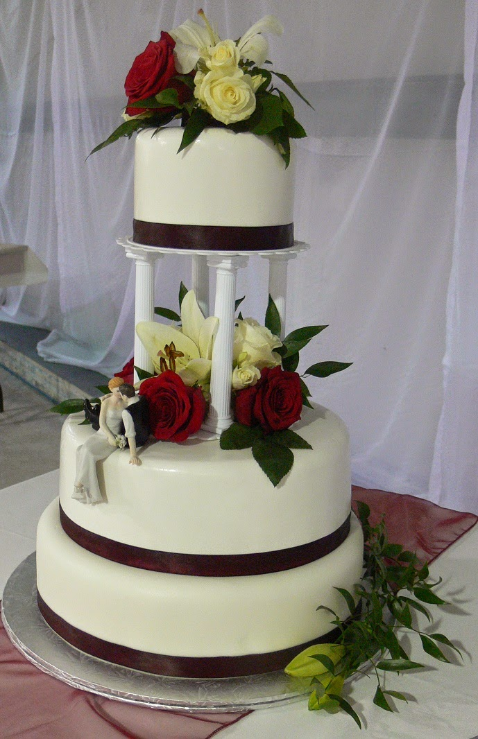 Ultimately Chocolate CAKES Wedding Cakes