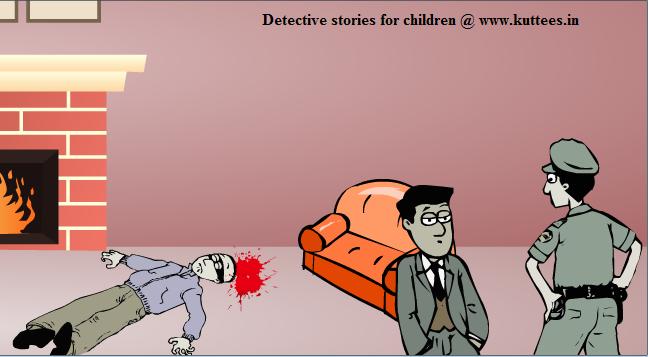 short detective stories kids pdf