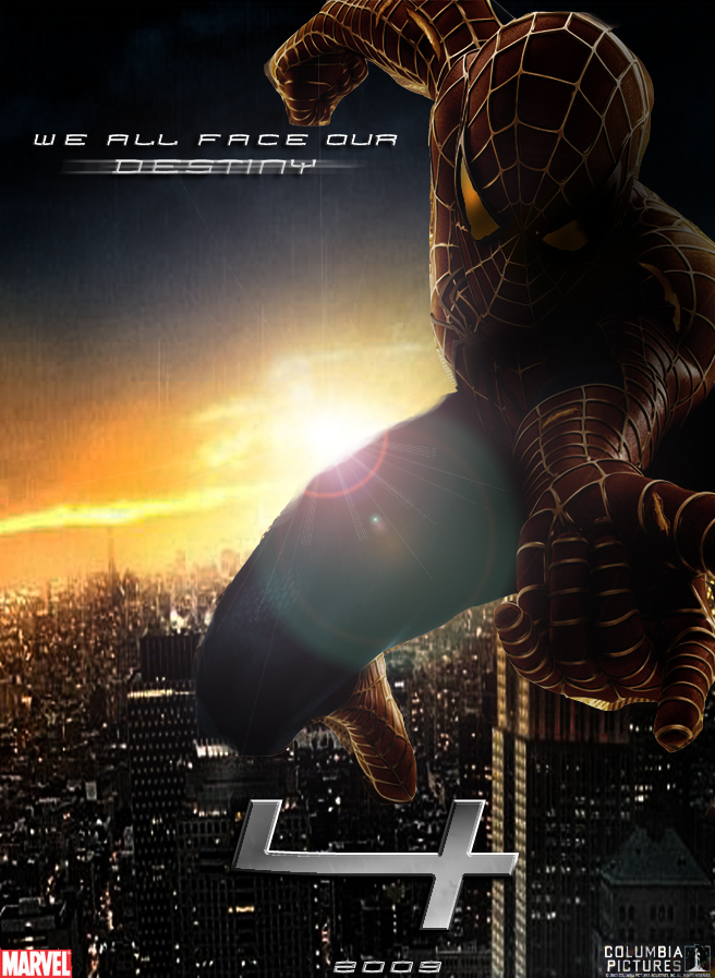 chill out spiderman 4 official trailer 2012