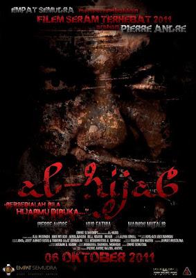 Poster Filem Al-Hijab