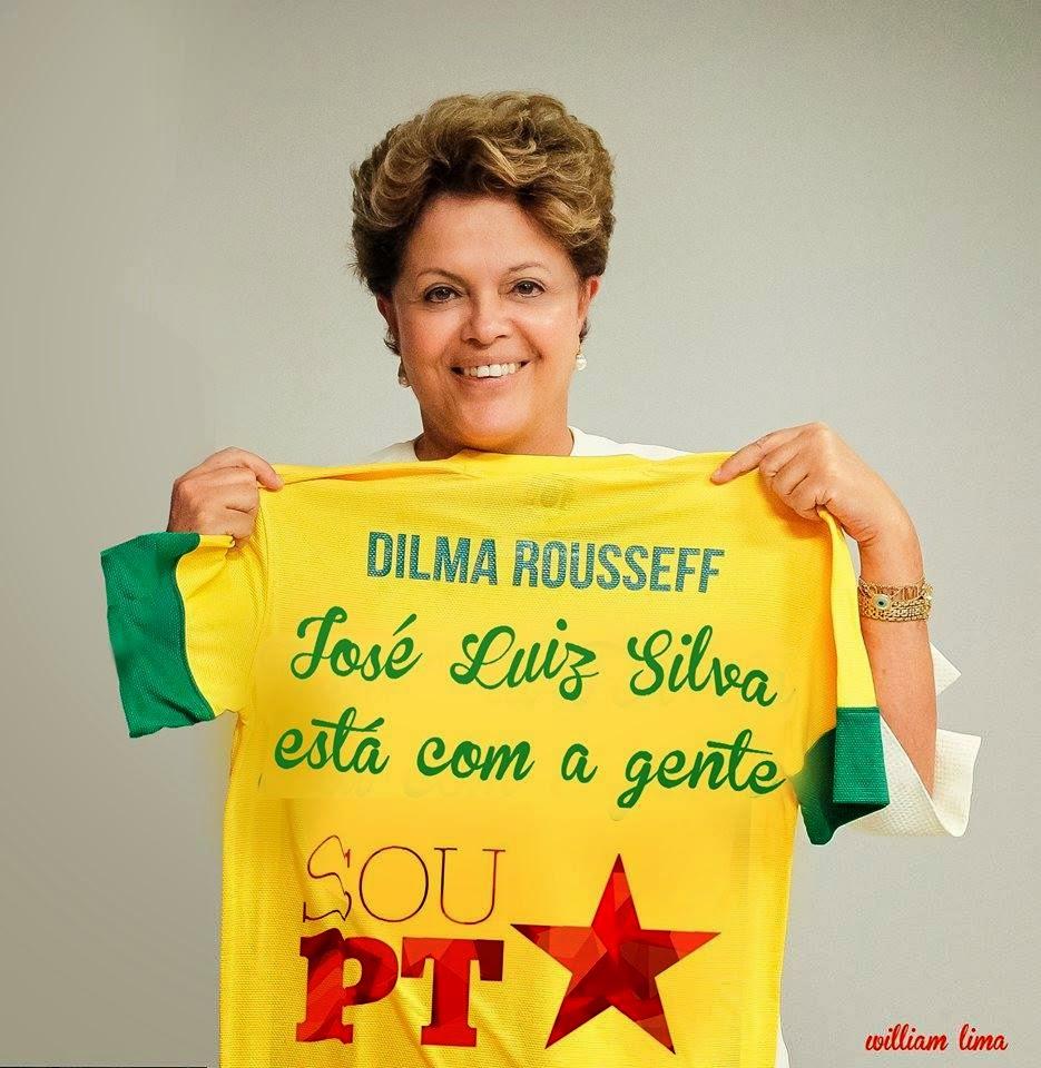 Parabéns, Dra. Dilma! Parabéns  povo brasileiro!