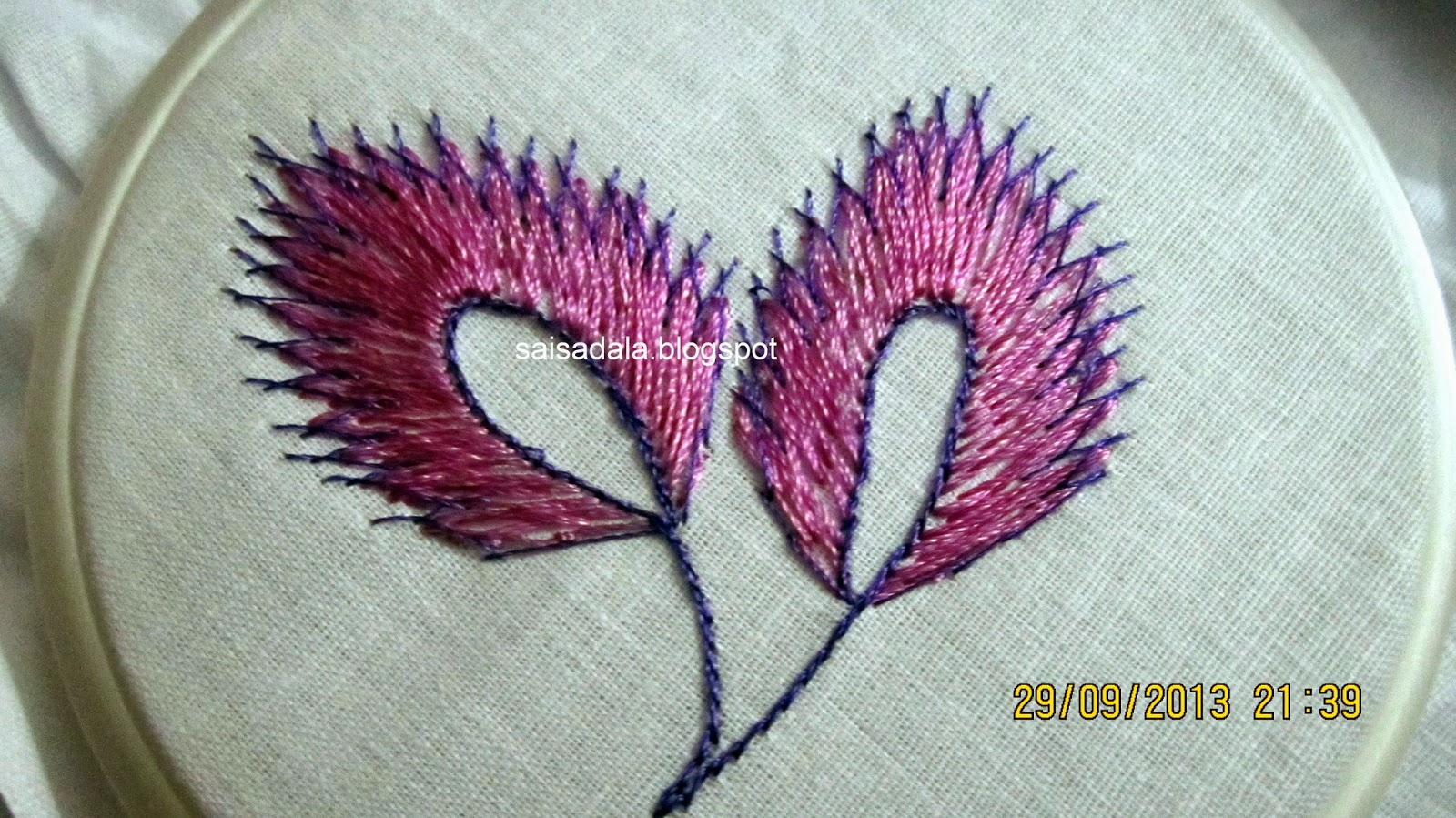 Sadala S Embroidery September 2013