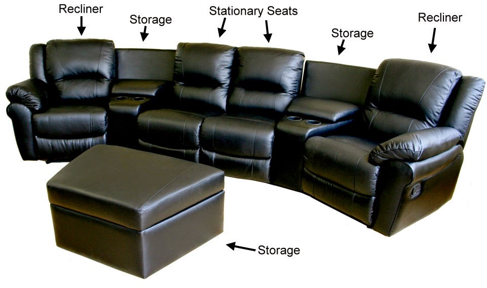 Home Theatre Sit Seating Solution