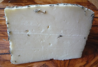 Slow Thyme organic goat-milk cheese