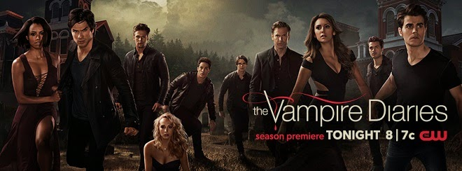 The Vampire Diaries sezonul 6 episodul 5 ( The World Has Turned and Left Me Here )