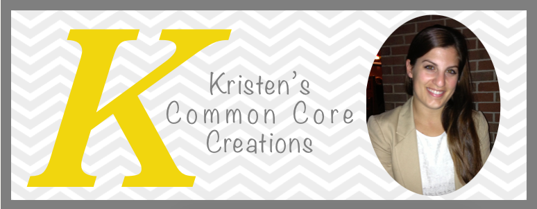 Kristen's Common Core Creations    Reading and Writing Workshop