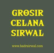Distro Celana Sirwal