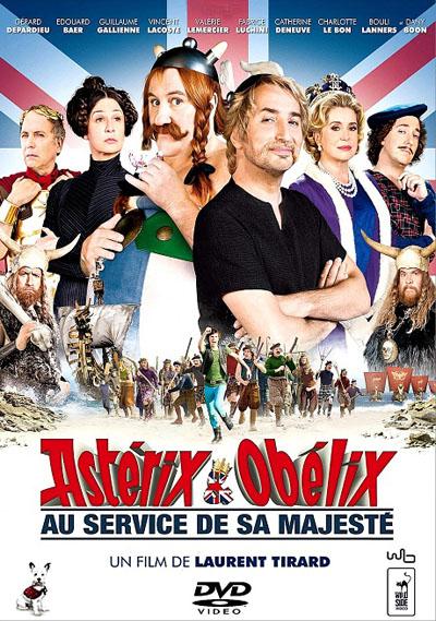 Asterix e Obelix: A Serviço de Sua Majestade Dublado