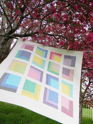 Spring Quarter Free Pattern