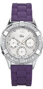10 montres Go Girl Only violette