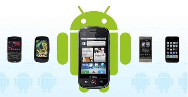 Casi 3 de cada 4 smartphones vendidos en España son Android
