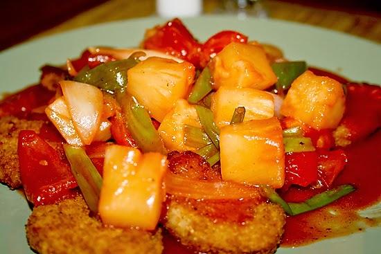 resep masakan ayam nanas