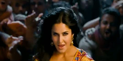 Katrina Kaif as Chikni Chameli in 'Agneepath'