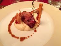 Pheasnt, La Giraf Restaurant, Montpellier, France