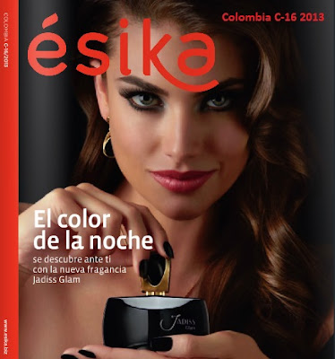 catalogo esika colombia c-16 2013