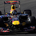 Vettel seconsagra tricampeón mundial de F1 en Brasil