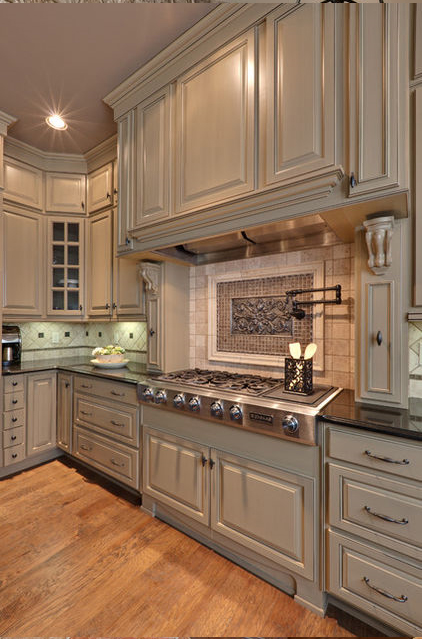 Simplifying remodeling top 6 hardware styles for raised for Popular kitchen cabinet styles