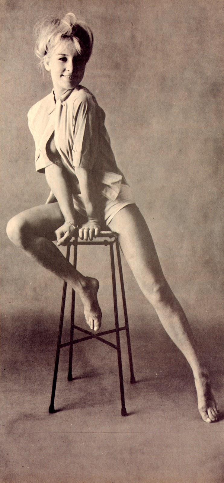 Beautiful hot naked girl ass