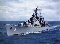 Mitscher class destroyer
