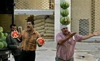 Penjual Tembikai