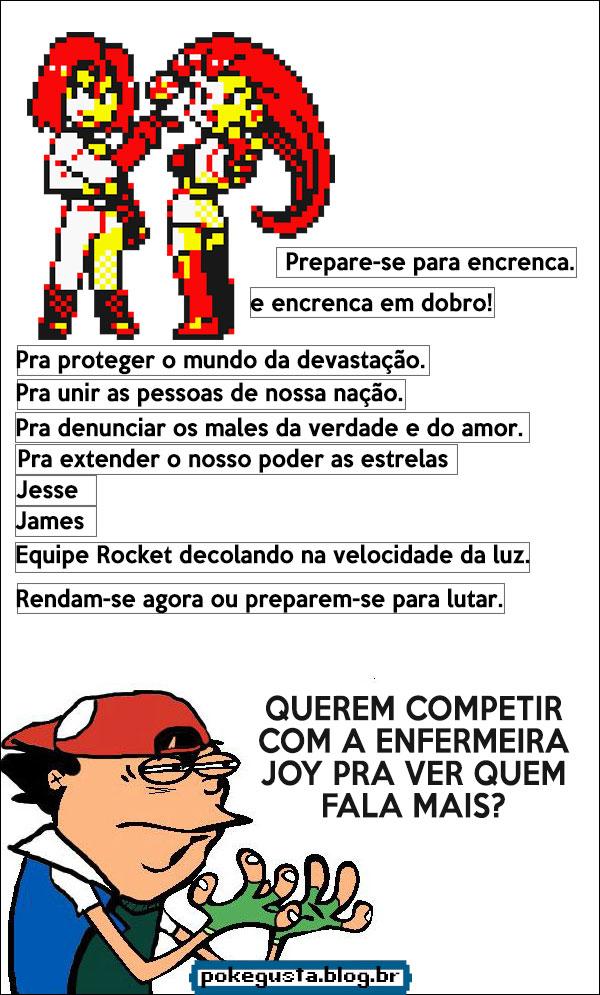 pokegusta team rocket