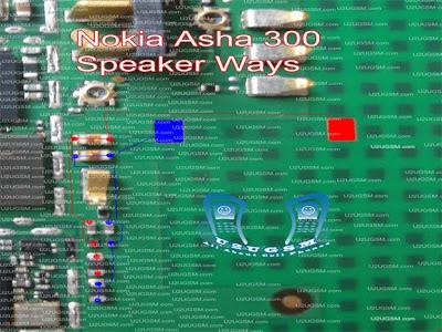 Asha-300-Speaker-Problem