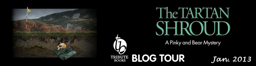 The Tartan Shroud Blog Tour