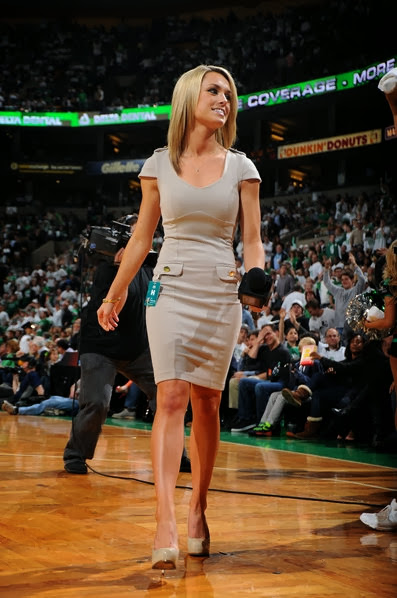 A Look at Unbelievably Gorgeous Sports Reporter Molly McGrath