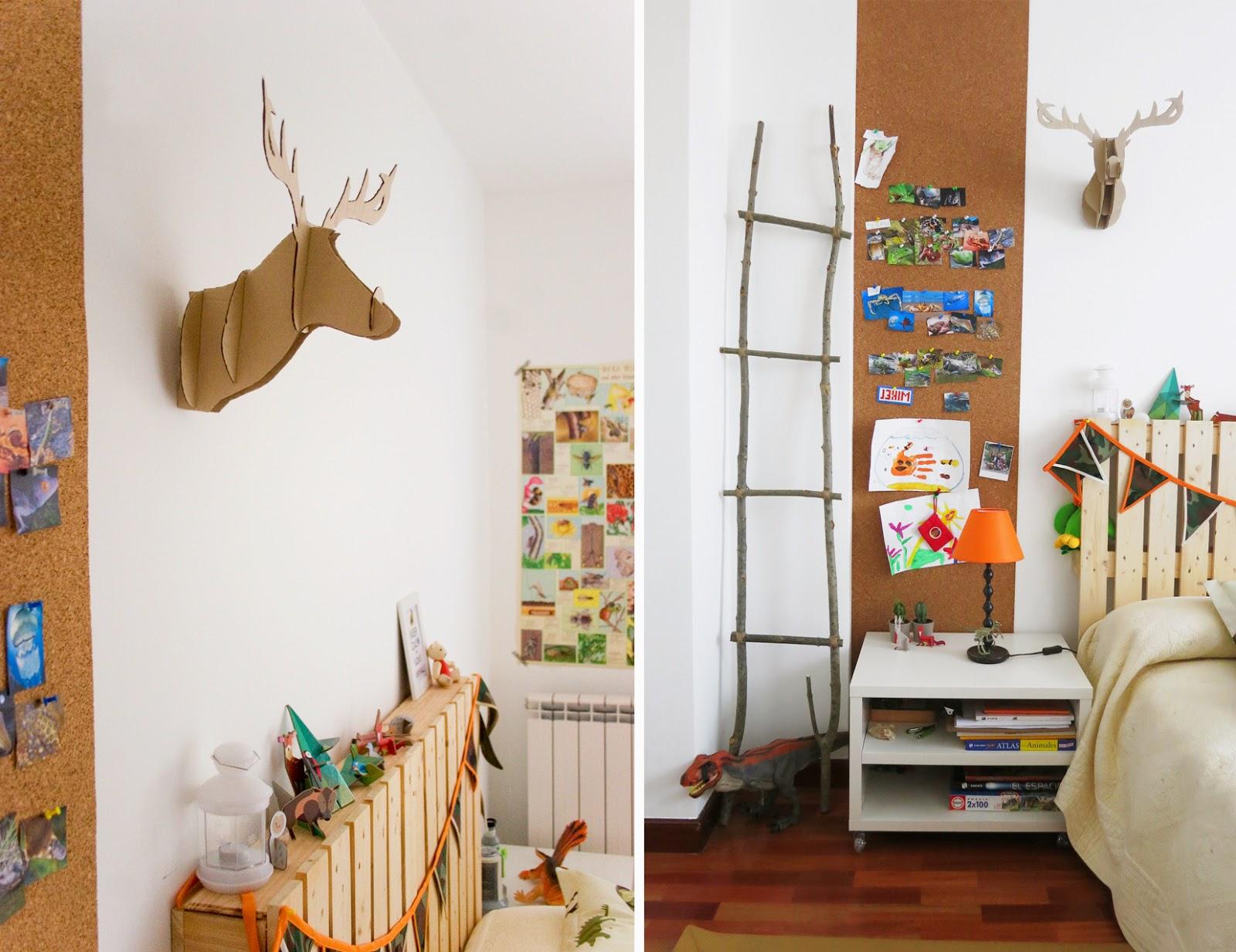 Decoramos una habitación infantil con Deco&Kids + Sorteo7