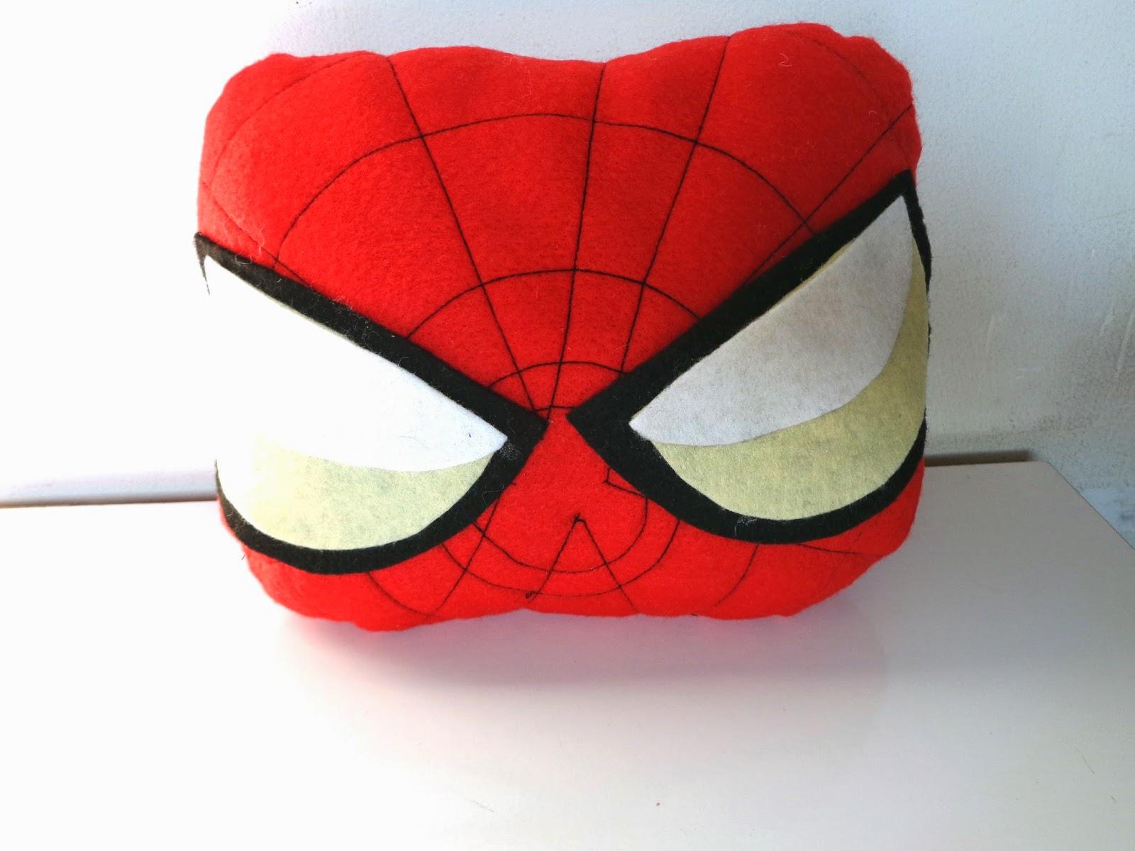 lembrancinha festa Homem Aranha