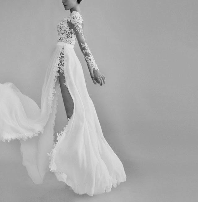 Passion for luxury amazing wedding dresses