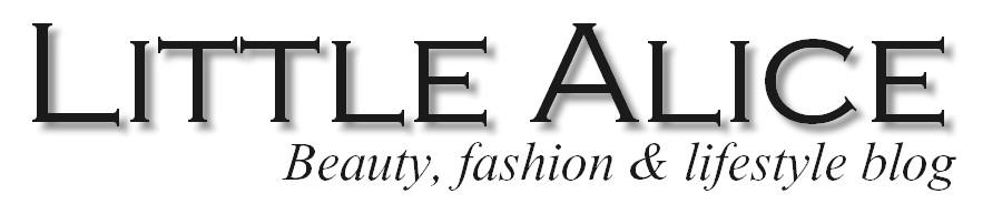 Beauty, fashion & lifestyle blog by Alicja Guzdek
