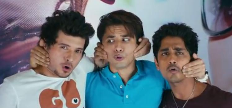 Chashme Baddoor Official Theatrical Trailer (2013)