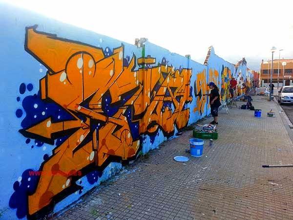 Graffiti Storm