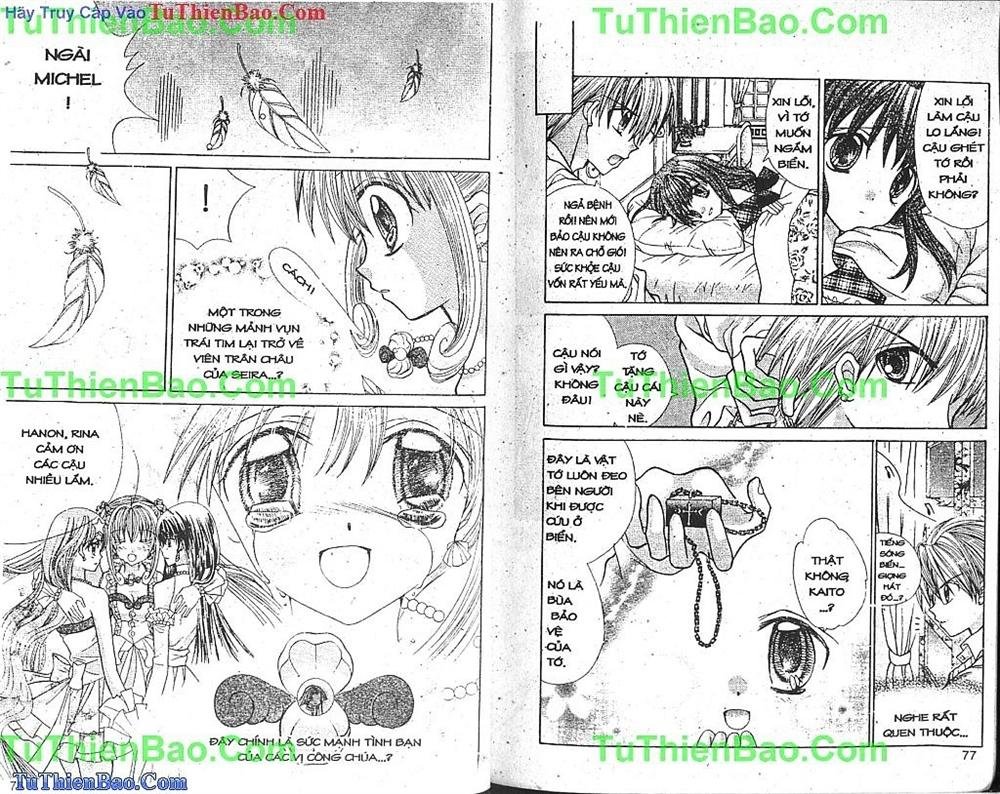 Viên Ngọc Nàng Tiên Cá Chapter 5 - Trang 37