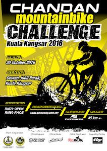 Chandan MTB Challenge Kuala Kangsar 2016 - 30 October 2016