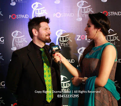 Tapu Javeri at LUX Style Awards 2012