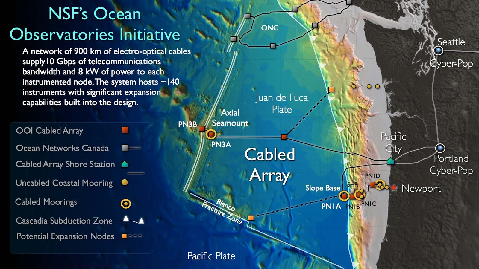 Axial Seamount Expedition 2015: The 2015 Eruption