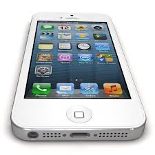 mobile apps on an iPhone