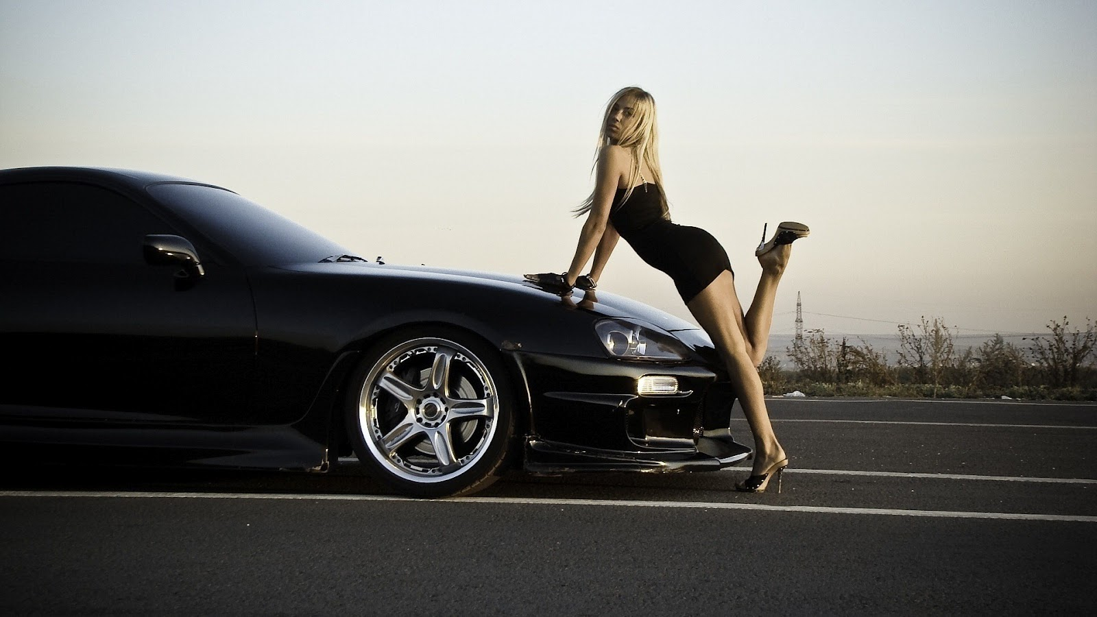 15 cars and girls pictures