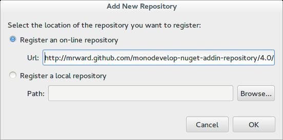 http://4.bp.blogspot.com/-ncH0FnFu56Q/U4OK_6PzWOI/AAAAAAAAAlw/Pjv0P21Ry9o/s1600/monodevelop_add_in_nuget_repository.png