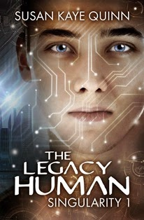 The Legacy Human / Launch Giveaway