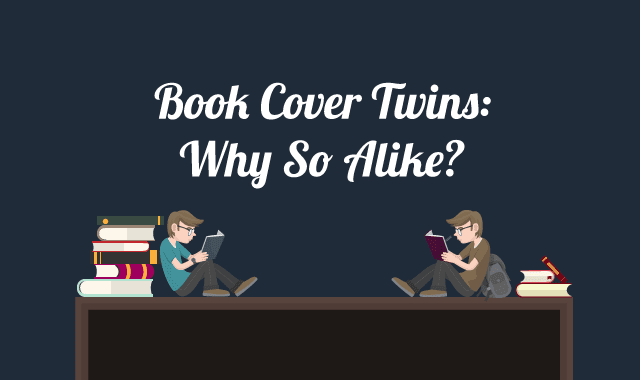 Book Cover Twins: Why So Alike?