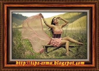 Membuat Frame Foto Kayu Dengan Photoshop