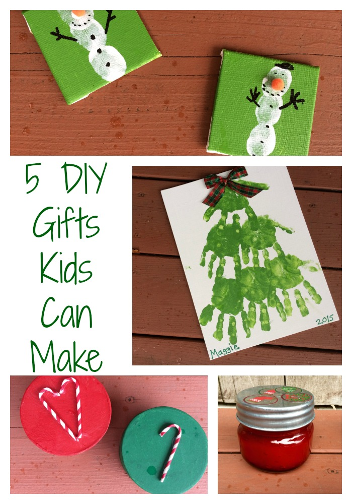 5 Great DIY Gifts Kids Can Make - The Chirping Moms