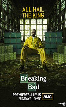 Breaking Bad 5x13 Temporada 5 Capitulo 13 Online Audio Español
