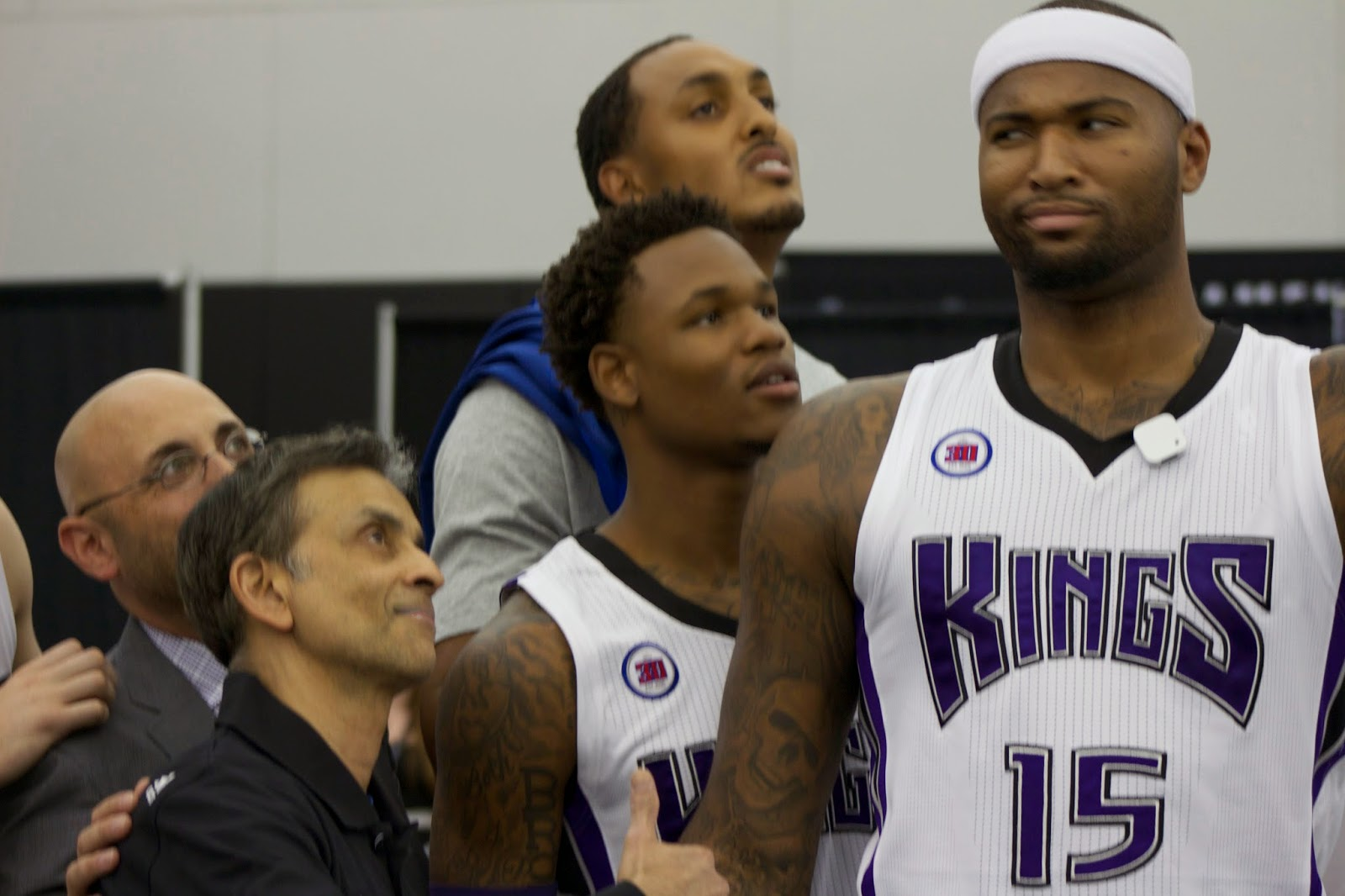 The Sacramento Kings are running in place, again