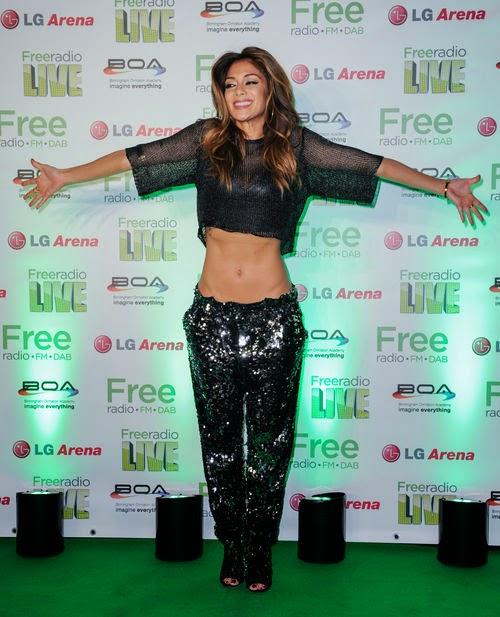 Hot! Nicole Scherzinger shows off her dream body
