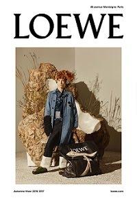 LOEWE AW2016/17 Ad Campaign